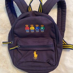 Kid's Polo backpack